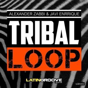 Alexander Zabbi, Javi Enrrique 歌手頭像