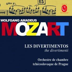 Orchestre de chambre tchécoslovaque de Prague 歌手頭像