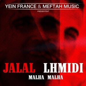 Jalal Lhmidi 歌手頭像