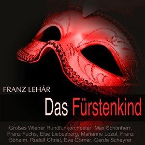 Großes Wiener Rundfunkorchester, Max Schönherr, Franz Fuchs, Else Liebesberg 歌手頭像