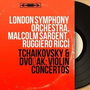 London Symphony Orchestra, Malcolm Sargent, Ruggiero Ricci 歌手頭像