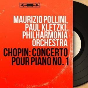 Maurizio Pollini, Paul Kletzki, Philharmonia Orchestra 歌手頭像