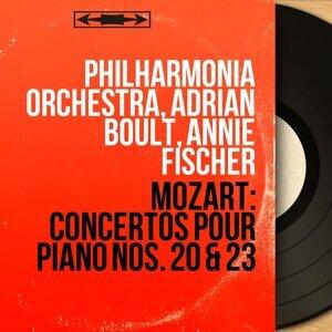 Philharmonia Orchestra, Adrian Boult, Annie Fischer 歌手頭像