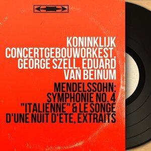 Koninklijk Concertgebouworkest, George Szell, Eduard van Beinum 歌手頭像