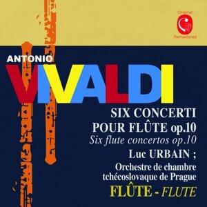 Luc Urbain, Orchestre de chambre tchécoslovaque de Prague 歌手頭像