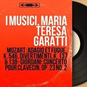 I Musici, Maria Teresa Garatti 歌手頭像