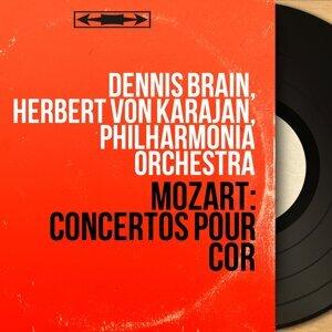 Dennis Brain, Herbert von Karajan, Philharmonia Orchestra 歌手頭像