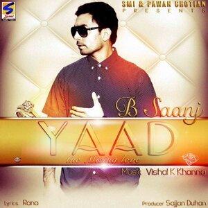 B. Saanj 歌手頭像
