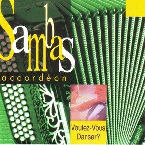 Voulez vous danser, sambas accordéon 歌手頭像