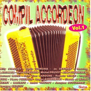 Compil accordéon vol.1 歌手頭像