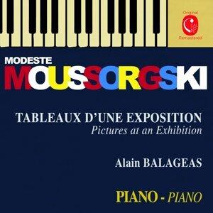 Alain Balageas 歌手頭像