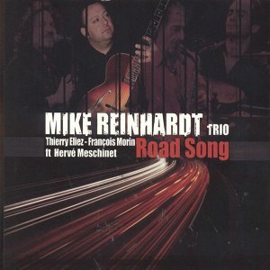 Mike Reinhardt Trio 歌手頭像