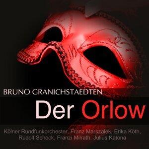 Kölner Rundfunkorchester, Franz Marszalek, Erika Köth, Rudolf Schock 歌手頭像