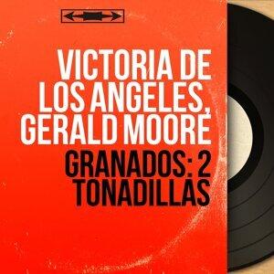 Victoria de los Ángeles, Gerald Moore 歌手頭像