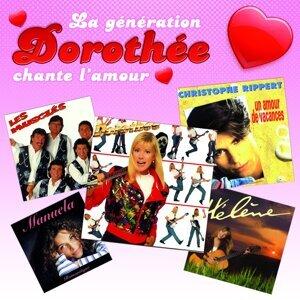 Dorothée, Christophe Rippert, Hélène, Manuela, Les Musclés 歌手頭像