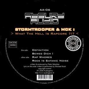 Stormtrooper, MCK 歌手頭像