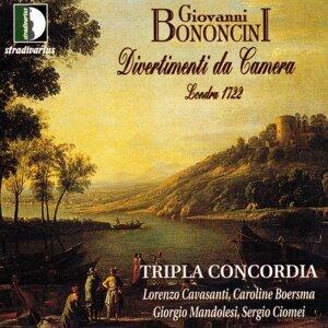Tripla Concordia 歌手頭像