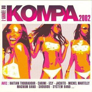 L'année du Kompa 2002 歌手頭像