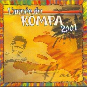 L'année du Kompa 2001 歌手頭像