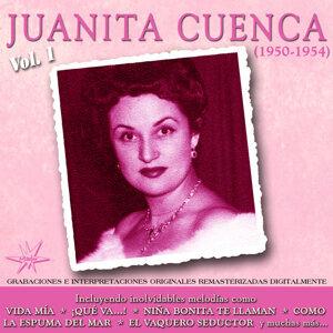 Juanita Cuenca アーティスト写真