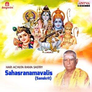 Hari Achuta Rama Sastry, Uma Kameshwari, Srivatsa Ramaswami 歌手頭像