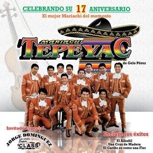 Mariachi Tepeyac, Gelo Perez 歌手頭像