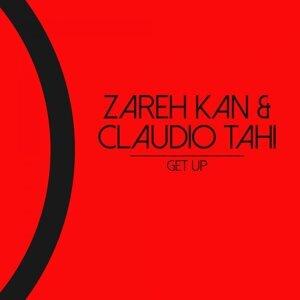 Zareh Kan, Claudio Tahi 歌手頭像