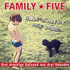 Family 5 歌手頭像