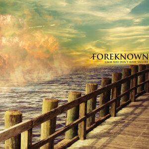 Foreknown 歌手頭像