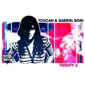 Toucan, Gabriel Boni 歌手頭像