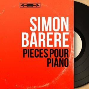 Simon Barere 歌手頭像