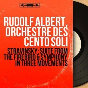 Rudolf Albert, Orchestre des Cento Soli 歌手頭像