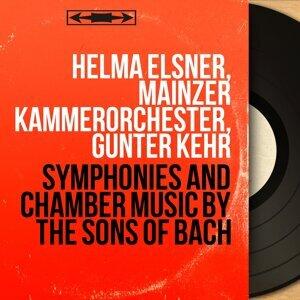 Helma Elsner, Mainzer Kammerorchester, Günter Kehr 歌手頭像