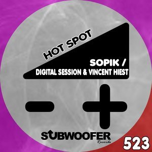Sopik, Digital Session, Vincent Hiest