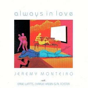Jeremy Monteiro & Ernie Watts & Charlie Haden & Al Foster 歌手頭像