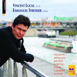 Vincent Lucas, Emmanuel Strosser, Orchestre de Paris 歌手頭像