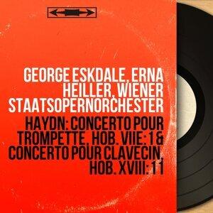 George Eskdale, Erna Heiller, Wiener Staatsopernorchester 歌手頭像