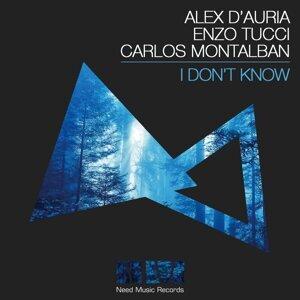 Alex D'Auria, Enzo Tucci, Carlos Montalban 歌手頭像