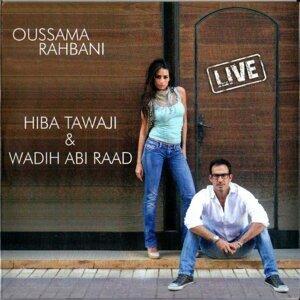Oussama Rahbani, Hiba Tawaji, Wadih Abi Raad 歌手頭像