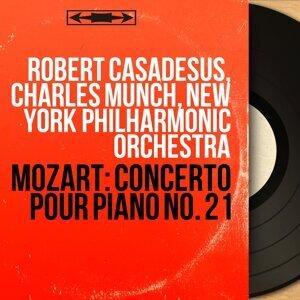 Robert Casadesus, Charles Munch, New York Philharmonic Orchestra 歌手頭像
