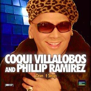 Coqui Villalobos 歌手頭像