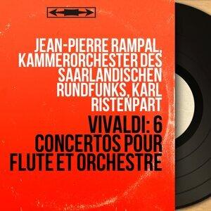 Jean-Pierre Rampal, Kammerorchester des Saarländischen Rundfunks, Karl Ristenpart 歌手頭像