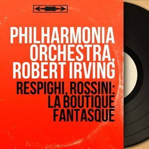 Philharmonia Orchestra, Robert Irving 歌手頭像