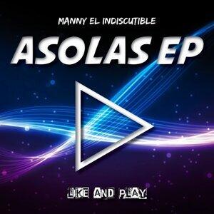 Manny El Indiscutible, Monalisa Hypnotik 歌手頭像