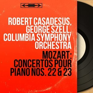 Robert Casadesus, George Szell, Columbia Symphony Orchestra 歌手頭像