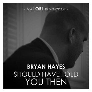 Bryan Hayes 歌手頭像