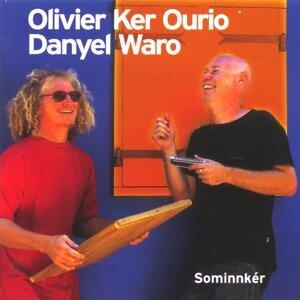 Olivier Ker Ourio, Danyel Waro 歌手頭像