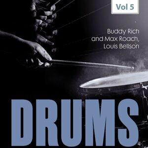 Buddy Rich, Max Roach 歌手頭像