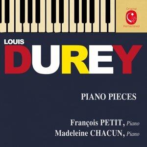 François Petit, Madeleine Chacun 歌手頭像