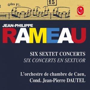 Jean-Pierre Dautel, Orchestre de chambre de Caen 歌手頭像